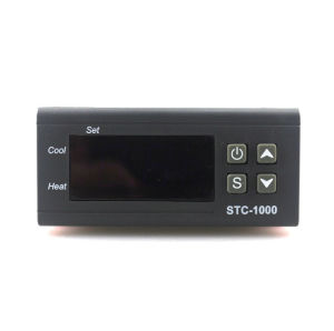 Stc-1000 Two Relay Output LCD Digital Temperature Controller with Sensor pictures & photos