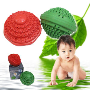 Magnetic Laundry Washing Ball Eco No Chemical Clothes Cleaning Ball pictures & photos