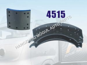 High Quality Brake Lining for Heavy Duty Truck (4515) pictures & photos