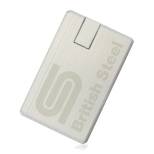 Alloy Name Card USB Metal Name Card USB 8GB 16GB pictures & photos