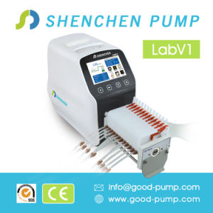 Laboratory Chemical Dosing Peristaltic Pump with Speed Controller pictures & photos