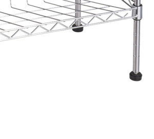 Two Tier Chrome Plated Storage Rack pictures & photos