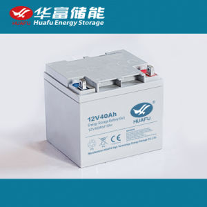 12V40ah Sealed Lead Acid UPS Battery pictures & photos