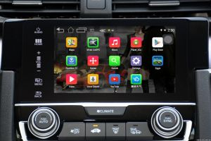 Car Video Interface for 2016 or Later Honda Civic Accord etc, Android Navigation Rear and 360 Panorama Optional pictures & photos