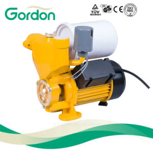 Gardon Copper Wire Self-Priming Auto Water Pump with Pressure Gauge pictures & photos