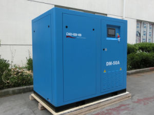 Energy Saving Permanent Magnet Frequency Screw Air Compressor pictures & photos