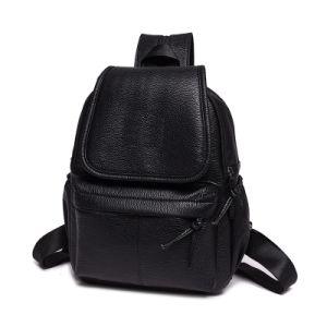Fashion Classical Genuine Leather Backpack Sling Bag Shoulder Bag pictures & photos