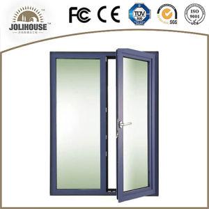 China Factory Cheap Aluminum Casement Doors pictures & photos