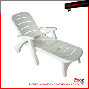 Plastic Injection Beach Chair/Sun Lounger Molding