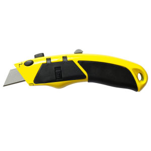 High Quality Cutter Zinc Alloy Body Utility Knife with 8 Blades pictures & photos