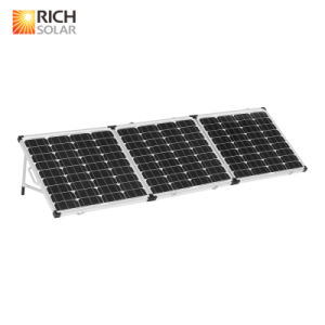 140W 12V Folding and Foldable Solar Kit pictures & photos
