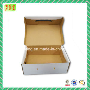 Corrugated Board Paper Shoe Box pictures & photos