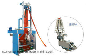Rehow E+L Rope Opener Machine for Tubular Fabric Slitting pictures & photos