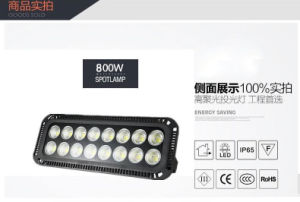 Hot Sale 800W White LED Spotlamp/LED Plaza Light/Lawn Light/Square Light/Warehouse Light/Hotel Light/Park Light/Garden Light LED Flood Light pictures & photos
