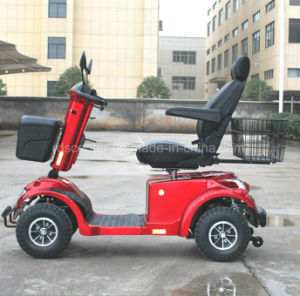 Heavy Duty Full Suspension Electric Mobility Scooter pictures & photos