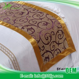 4 PCS Cheap 300 Thread Count Bedding Product for Hotel pictures & photos