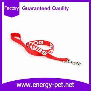 Factory Garment Leash Pet Product of Silk Print Dog Lead pictures & photos