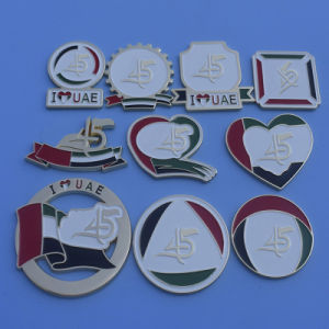 2016 UAE Newest National Day Badge Various 45 Lapel Pin Brooch pictures & photos