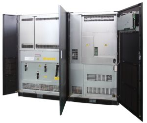 Sun-33t Series 400-500kVA Double Conversion UPS with Isolated Transformer pictures & photos