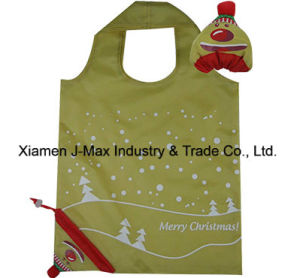 Foldable Shopper Bag, Clown Style, Reusable, Lightweight, Grocery Bags and Handy, Gifts, Promotion, Decoration & Accessories, Tote Bag pictures & photos