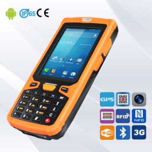 3.5 Inch PDA Barcode Scanner Portable Android Data Collector pictures & photos