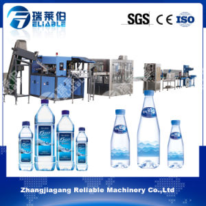 Turn-Key Complete Plastic Bottle Water Filling Line Machine pictures & photos