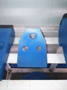 Shield Tunneling Machine Cutter/Scraper Bit/Tbm Machine Parts pictures & photos