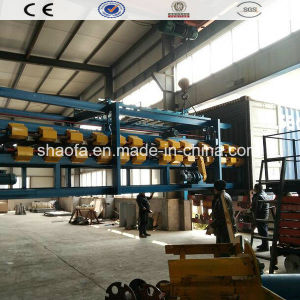 Rock Wool Roof Sheet Sandwich Panel Roll Forming Machine pictures & photos