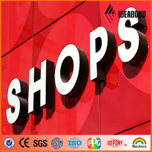 Outdoor Shop Facade Decoration Material Coil (AF-370) pictures & photos