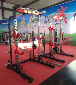 Commercial Fitness Machine / HD Elite Power Rack & Half Rack (SF1-6005) pictures & photos