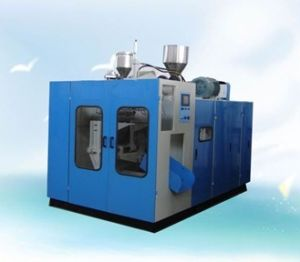 HDPE Jars Containers Blowing Moulding Machine for 1L 2L 5L Bottles pictures & photos