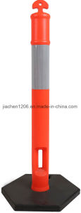 Convenient T-Top Handle Warning Post 1150mm with Good Quality pictures & photos