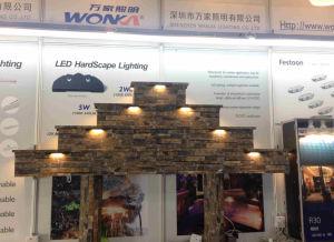 IP67 12VAC/DC 110lm/W LED Hardscape Light pictures & photos