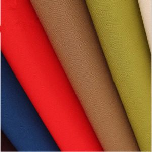 Stock 4 Way Stretch Polyester Nylon Fabric for Garment pictures & photos