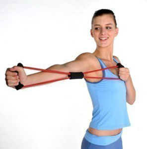8-Shaped Chest Expander Arm Exercise Equipment pictures & photos