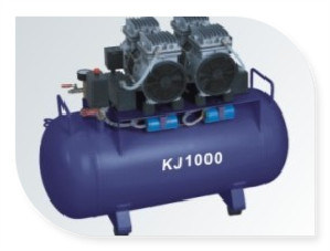 Oil Free Low Noise Dental Air Compressor (KJ-1000) pictures & photos