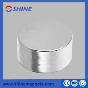 D60X30mm Strong Sintered Neodymium Disc Magnet with Nickle Plated pictures & photos