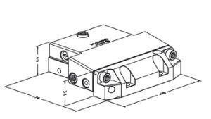 Erowa Machine Tooling Vise (holder) for EDM Lathe pictures & photos