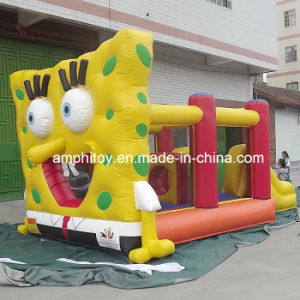 Inflatable Castle with Slide/Kids Inflatable Mini Jumper Combo pictures & photos