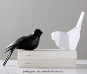 Swallow Resin Decoration (black) pictures & photos