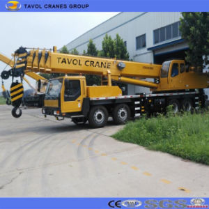 Top Quality China Hydraulic Truck Cane 20 Ton Mobile Crane for Sale pictures & photos