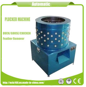 Full Automatic Swash Chicken Plucker Machine with Wheel and Switch pictures & photos