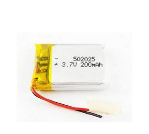 Chinese Factory Small Li Ion 3.7V 180mAh 502025 Li Ion Lithium Polymer Battery Cell pictures & photos