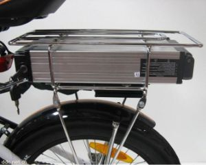 2016 Rear Rack 36V10ah Samsung, LG Lithium Li Ion Battery pictures & photos