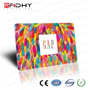 Factory Wholesale PVC RFID Smart Offset Printing Business ID Card pictures & photos