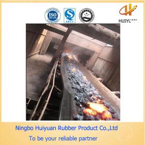 High-Tenacity Heat-Resisting (<120 degree) Conveyor Belt pictures & photos