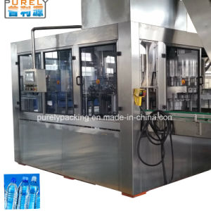 3 in 1 Monoblock Drinking Water Filling Machine Three in One