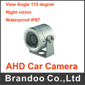 2017 New Ahd Truck Car Front Rear View Car Camera with Mtal Housing pictures & photos