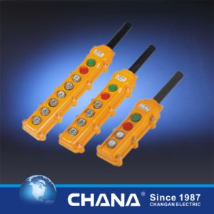 Excellent COB Series Pushbutton Control Switch with Ce/RoHS Approved pictures & photos
