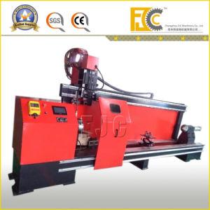 Nitrogen Compressor Cylinder Body Round Seam Welding Machine pictures & photos